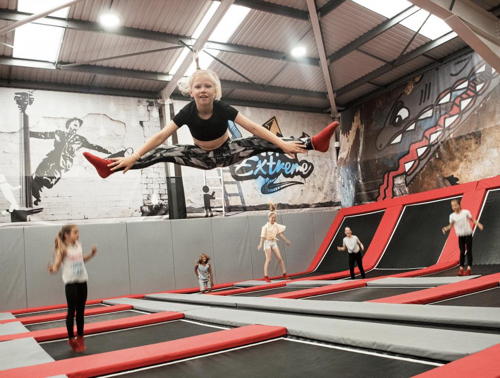 Air Extreme trampoline park Barnstaple
