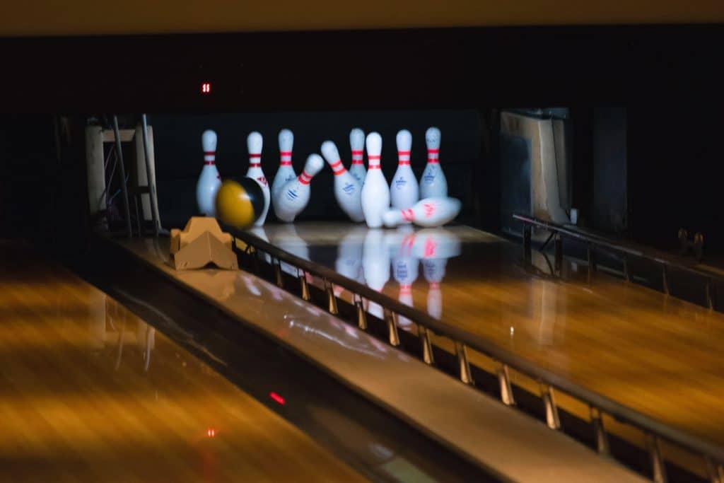 Bowling in North Devon